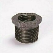 SOUTHLAND 2 IN. X 1/2 IN. BLACK BUSHING