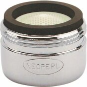 PCA SPRAY 0.5 GPM 13/16 IN. 27 JUNIOR MALE FAUCET AERATOR CHROME (6-PACK) - NEOPERL PART #: 5400703