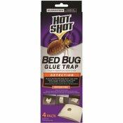 HOT SHOT BED BUG GLUE TRAP (4-COUNT) - HOT SHOT PART #: HG-96318-1