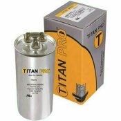 PACKARD TITAN PRO RUN CAPACITOR 40+5 MFD 440/370-VOLT ROUND