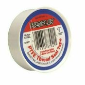 NOT FOR SALE - 2491554 - NOT FOR SALE - 2491554 - PROPLUS PROPLUS TEFLON TAPE, 1/2 IN. X 520 IN. - PROPLUS PART #: 87931