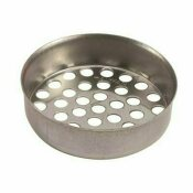 LAUNDRY SINK AND BATHTUB STRAINER, 1-3/8 IN.