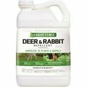 NOT FOR SALE - 2492371 - NOT FOR SALE - 2492371 - LIQUID FENCE 2.5 GAL. CONCENTRATE DEER AND RABBIT REPELLENT - UNITED INDUSTRIES PART #: HG-70123-2