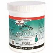 RECTORSEAL NOKORODE 16 OZ. AQUA FLUX LEAD FREE WATER SOLUBLE