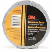 3M 1.88 IN. X 60 YDS. CONTRACTOR GRADE PRO STRENGTH DUCT TAPE SILVER