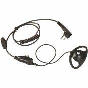 MOTOROLA D-RING EARPIECE WITH INLINE PTT