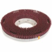 CARLISLE 19 IN. GRIT II SCRUB BRUSH WITH 5 IN. CENTER HOLE