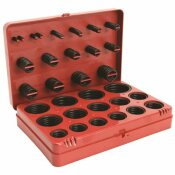 RPM PRODUCTS O-RING KIT, AS568 STANDARD O-RINGS, 382 PIECES AND 29 SIZES