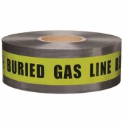 IN STOCK NOW DETECTABLE MARKING TAPE 3 IN. X 333.33 YD. YELLOW REPLACES MT1000