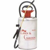 CHAPIN 2 GAL. LAWN AND GARDEN SERIES STAINLESS STEEL SPRAYER