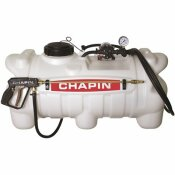 CHAPIN 25 GAL. 12-VOLT EZ MOUNT DELUXE DRIPLESS SPRAYER FOR ATV'S, UTV'S AND LAWN TRACTORS