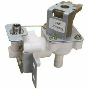 EXACT REPLACEMENT PARTS INLET WATER VALVE, SINGLE LINE FOR WHIRLPOOL REFRIGERATORS