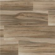 TRAFFICMASTER 8 IN. X 24 IN. ANSLEY AMBER MATTE CERAMIC FLOOR AND WALL TILE (12.16 SQ. FT./CASE)
