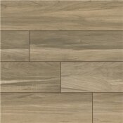 MSI CAROLINA TIMBER SADDLE 6 IN. X 36 IN. MATTE CERAMIC FLOOR AND WALL TILE (15 SQ. FT. / CASE)
