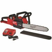 M18 FUEL 16 IN. 18-VOLT LITHIUM-ION BATTERY BRUSHLESS CORDLESS CHAINSAW KIT WITH 12.0 AH BATTERY AND M18 RAPID CHARGER