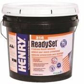 HENRY 314 READY SET 3.5 GAL. PREMIXED MASTIC ADHESIVE