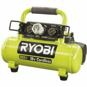 RYOBI 18-VOLT ONE+ CORDLESS 1 GAL. PORTABLE AIR COMPRESSOR (TOOL-ONLY)