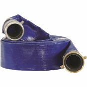 DUROMAX 3 IN. X 25 FT. WATER PUMP DISCHARGE HOSE
