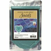 THE TILE DOCTOR CRYSTAL GLASS JEWELS JADE ADDITIVE