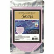 THE TILE DOCTOR CRYSTAL GLASS JEWELS TANZANITE ADDITIVE