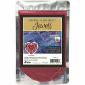 THE TILE DOCTOR CRYSTAL GLASS JEWELS FUCHSIA ADDITIVE