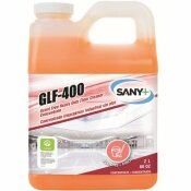 NOT FOR SALE - 306909454 - SANY+ 68 OZ. SCENT FREE HEAVY-DUTY FLOOR CLEANER CONCENTRATE - SANY+ PART #: UGLF-400-2G4