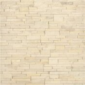 MSI SALVADOR BEIGE LEDGER PANEL 6 IN. X 24 IN. NATURAL SANDSTONE WALL TILE (10 CASES/80 SQ. FT./PALLET)