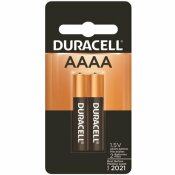 DURACELL COPPERTOP ULTRA PHOTO AAAA BATTERY (2-PACK)