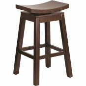 CARNEGY AVENUE 30 IN. CAPPUCCINO BAR STOOL