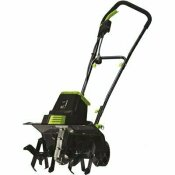 EARTHWISE 16 IN. 12.5 AMP CORDED ELECTRIC TILLER/CULTIVATOR