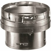 DURAVENT 6 IN. DIA X 8 IN. TYPE B GAS VENT INCREASER