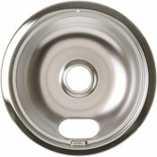 GE RANGE 8 IN. BURNER BOWL