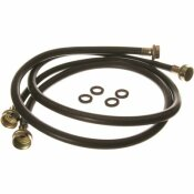 GE 4 FT. WASHER INLET FILL HOSE KIT (2-PACK)