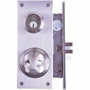 TOWNSTEEL MRXE SERIES LIGATURE RESISTANT STAINLESS STEEL MORTISE LOCK ESCUTCHEON KNOB TRIM