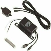 NOT FOR SALE - 309279233 - NOT FOR SALE - 309279233 - AMERICAN STANDARD SELECTRONIC HARDWIRED AC POWER KIT WITH 6 FT. CORD IN BLACK - AMERICAN STANDARD PART #: PK00.HAC