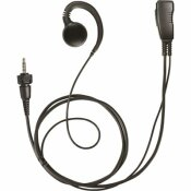 PRO-GRADE LAPEL MICROPHONE WITH G-HOOK