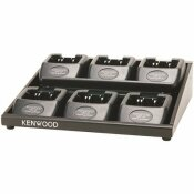 KENWOOD 6-UNIT CHARGER ADAPTER FOR KSC-37 LI-ION SINGLE UNIT CHARGER