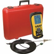 UEI TEST INSTRUMENTS 6-LINE DISPLAY COMBUSTION ANALYZER NO OXYGEN SENSOR