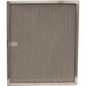 ALL-FILTERS 9.88 IN. X 11.69 IN. X .34 IN. ALUMINUM RANGE HOOD FILTER - ALL-FILTERS PART #: G-8222
