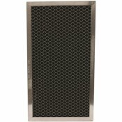 ALL-FILTERS 3.125 IN. X 5.25 IN. X .34 IN. CARBON RANGE HOOD FILTER - ALL-FILTERS PART #: C-6265