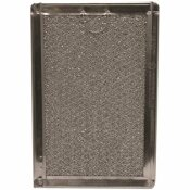 ALL-FILTERS 5.13 IN. X 7.63 IN. X .09 IN. ALUMINUM RANGE HOOD FILTER