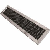 ALL-FILTERS 2.5 IN. X 11 IN. X .34 IN. CARBON RANGE HOOD FILTER