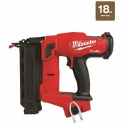 MILWAUKEE M18 FUEL 18-VOLT LITHIUM-ION BRUSHLESS CORDLESS GEN II 18-GAUGE BRAD NAILER (TOOL-ONLY)
