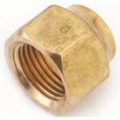 ANDERSON METALS 3/4 IN. BRASS FLARE NUT FORGED (10-BAG)