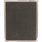 ALL-FILTERS 10-3/4 IN. X 13-1/4 IN. X 3/32 IN. CARBON RANGE HOOD FILTER WITH SPRING CLIP, REPLACEMENT FOR BPSF30 (5-PACK)