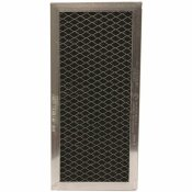ALL-FILTERS ALL-FILTERS 4 IN. X 8-5/8 IN. X 3/8 IN. CARBON FILTER, REPLACEMENT FILTER FOR PART WB02X10956, JX81H (10-PACK)
