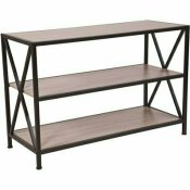 CARNEGY AVENUE SONOMA OAK BOOKCASE