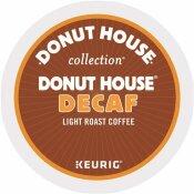 GREEN MOUNTAIN COFFEE ROASTERS GREEN MOUNTAIN COFFEE DONUT HOUSE DECAF COFFEE K-CUPS (24 PER BOX)