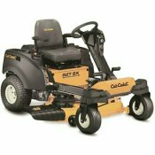 CUB CADET 42 IN. 679 CC FUEL INJECTED (EFI) V-TWIN ENGINE DUAL HYDRO GAS ZEROTURN RIDING MOWER WITH STEERING WHEEL CONTROL