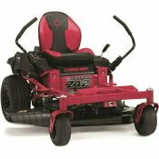 TROY-BILT 42 IN. 679 CC V-TWIN OHV ENGINE GAS ZERO TURN RIDING MOWER WITH DUAL HYDRO TRANSMISSIONS AND LAP BAR CONTROL